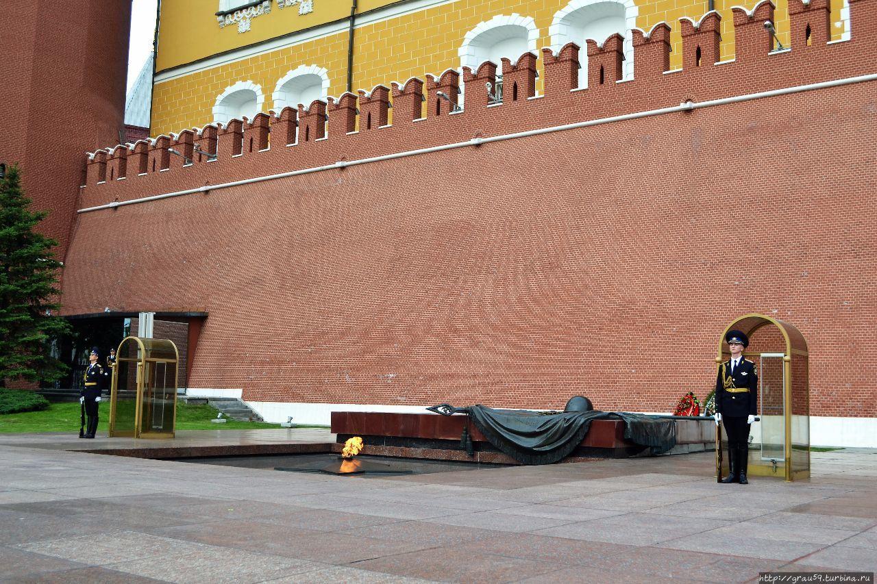 Пост № 1 Москва, Россия
