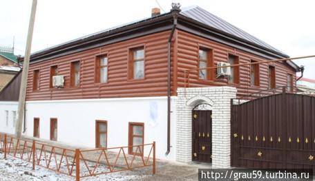 Так выглядит здание сейчас (фото из Интернета)