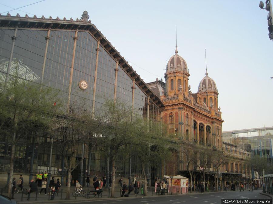 Западный вокзал