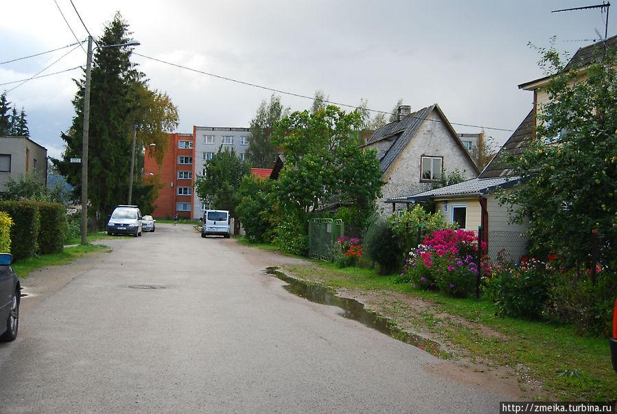 Улочка Вайкне