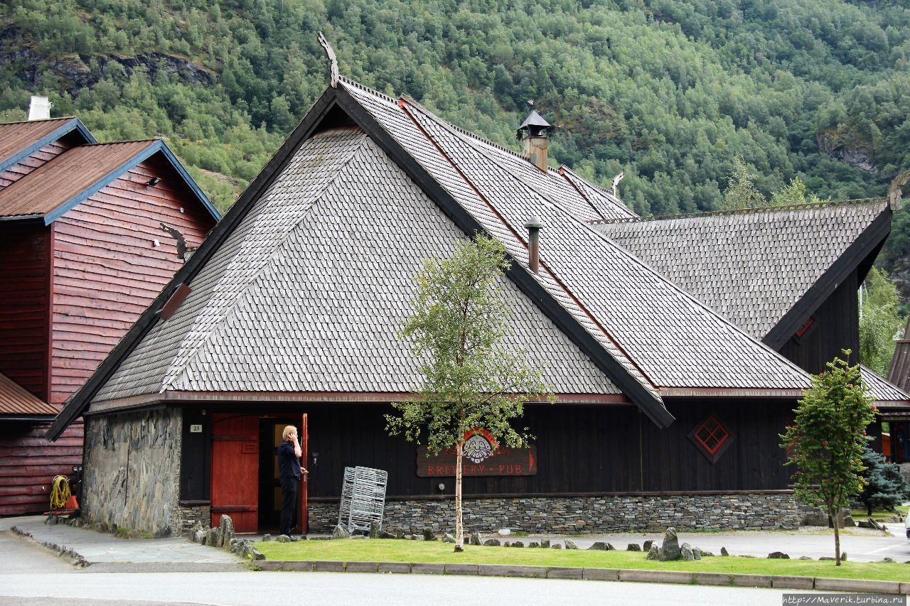 Флом — туристическая Мекка Норвегии Флом, Норвегия