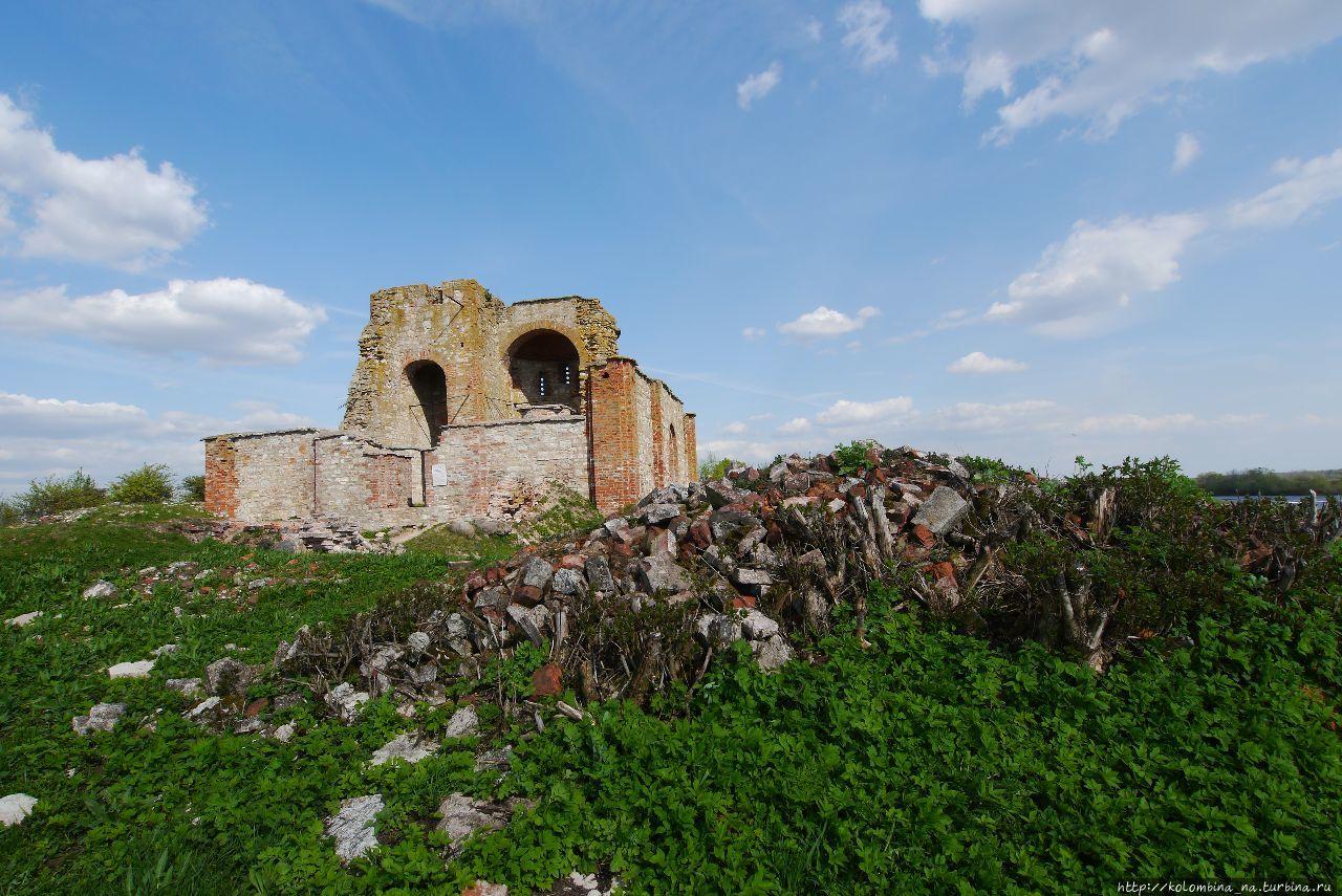 Развалины Церкви Благовещ