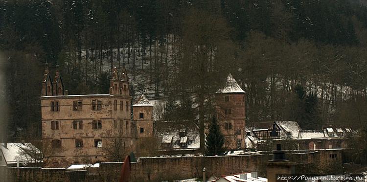Монастырь Хирсау
