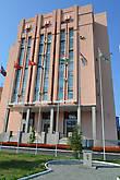 Новый корпус университета.