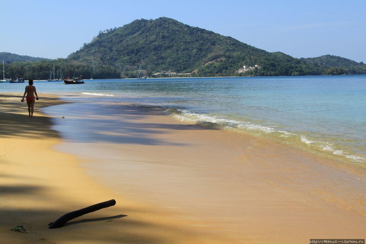 Пляж маи као на пхукете фото