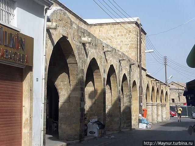 Последняя разделенная столица Никосия (турецкий сектор), Турецкая Республика Северного Кипра