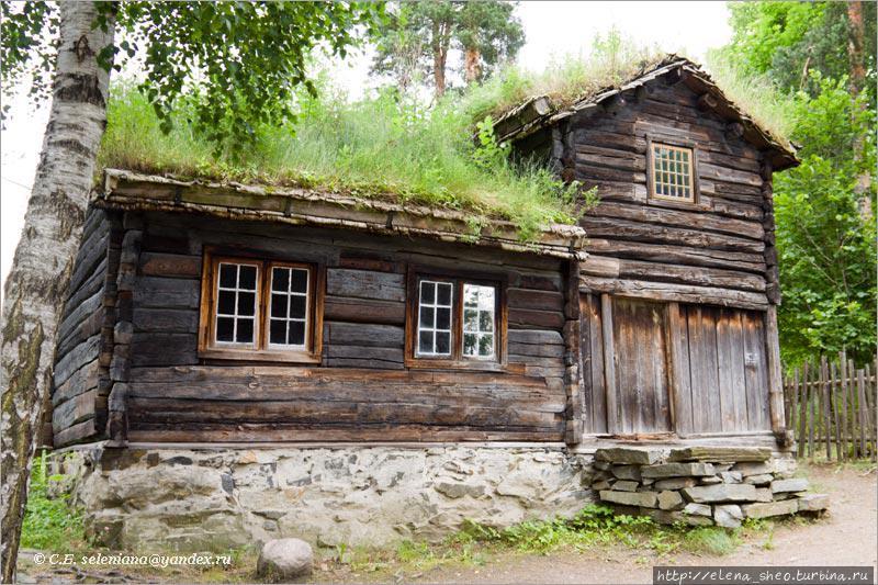 20. Жилой дом в саду — так вольно я перевела фразу на норвежском