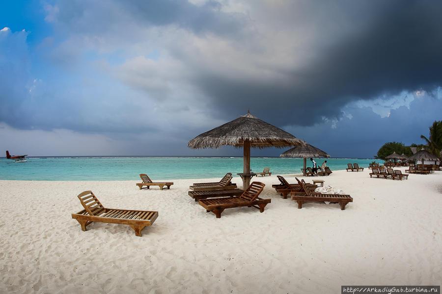 Ад в Раю Мальдивские острова