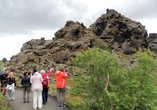 комплекс вулканических образований Димуборгум