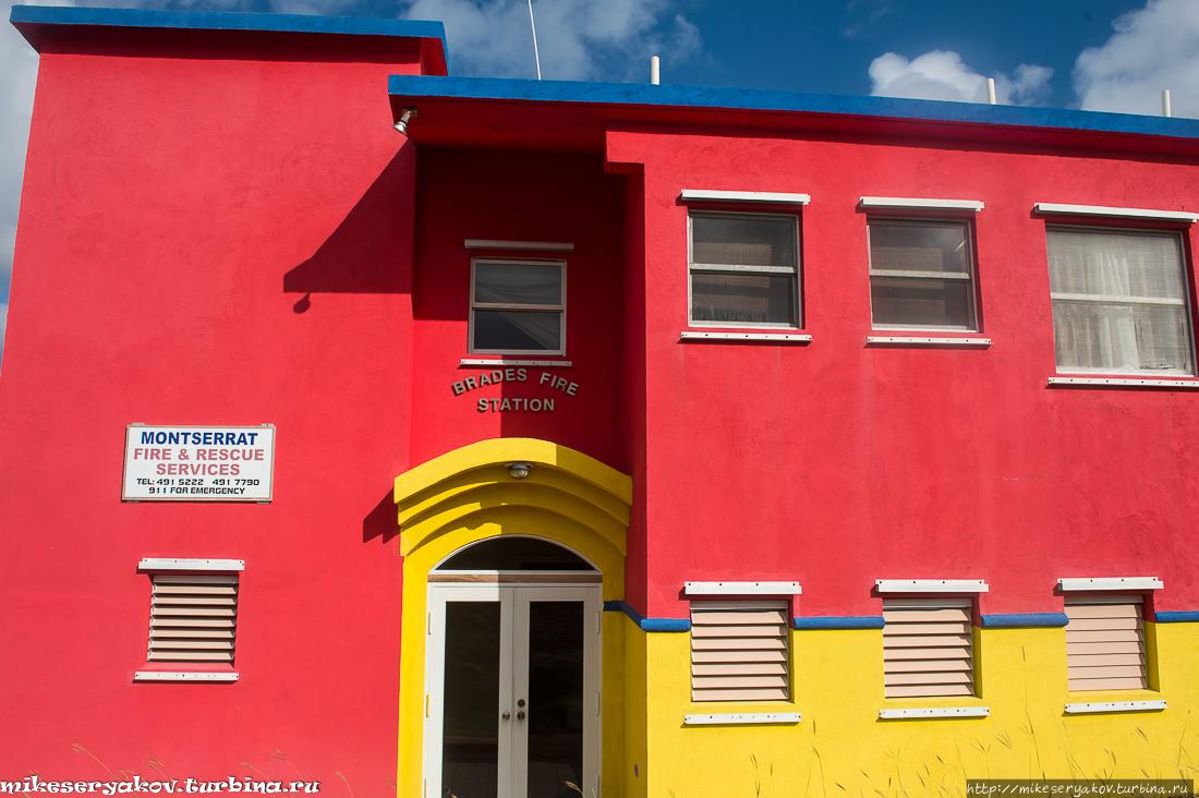 Карибский Монтсеррат Монтсеррат (Соединенное Королевство)