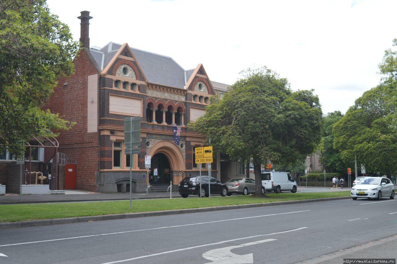 Victorian Artists' Societ