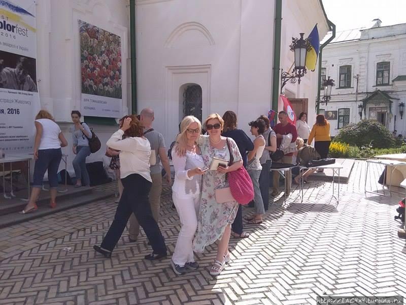 Национальный музей украинского народного искусства Киев, Украина