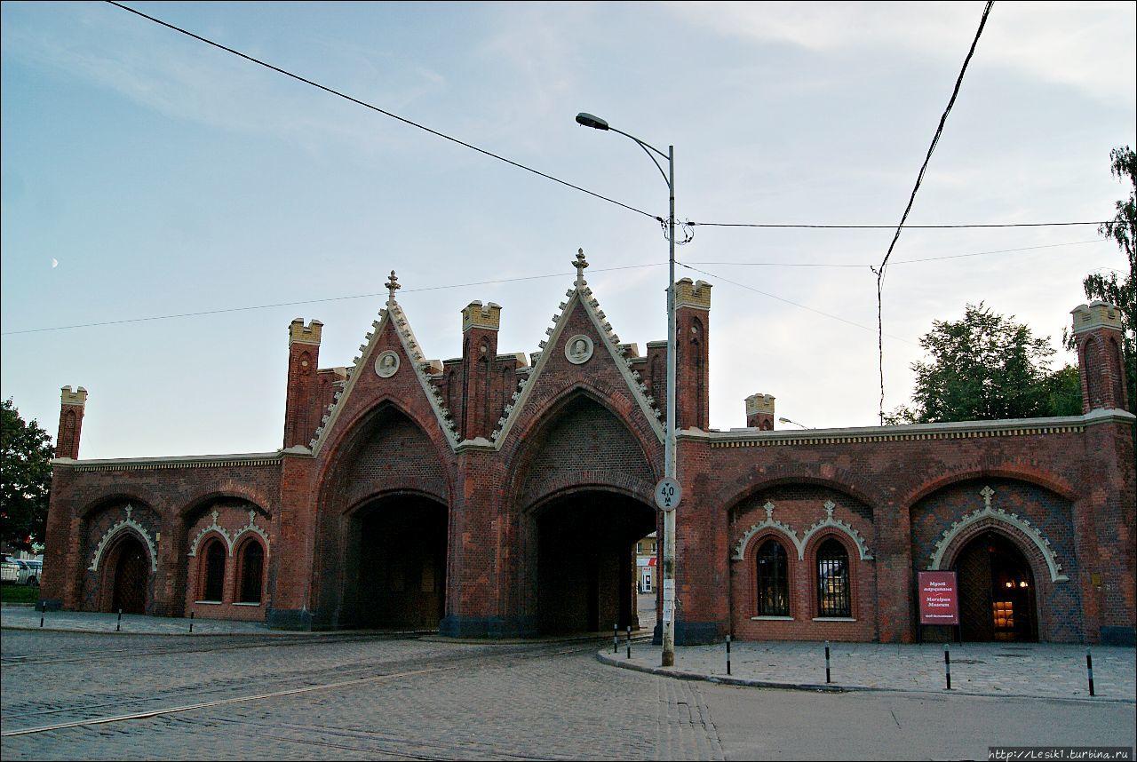 Поездка под девизом «Не успеем!» или Калининград за 30 часов Калининград, Россия