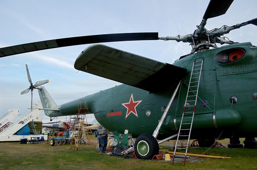 Вертолет Ми-6