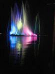 Лазерное шоу в Фельдене.