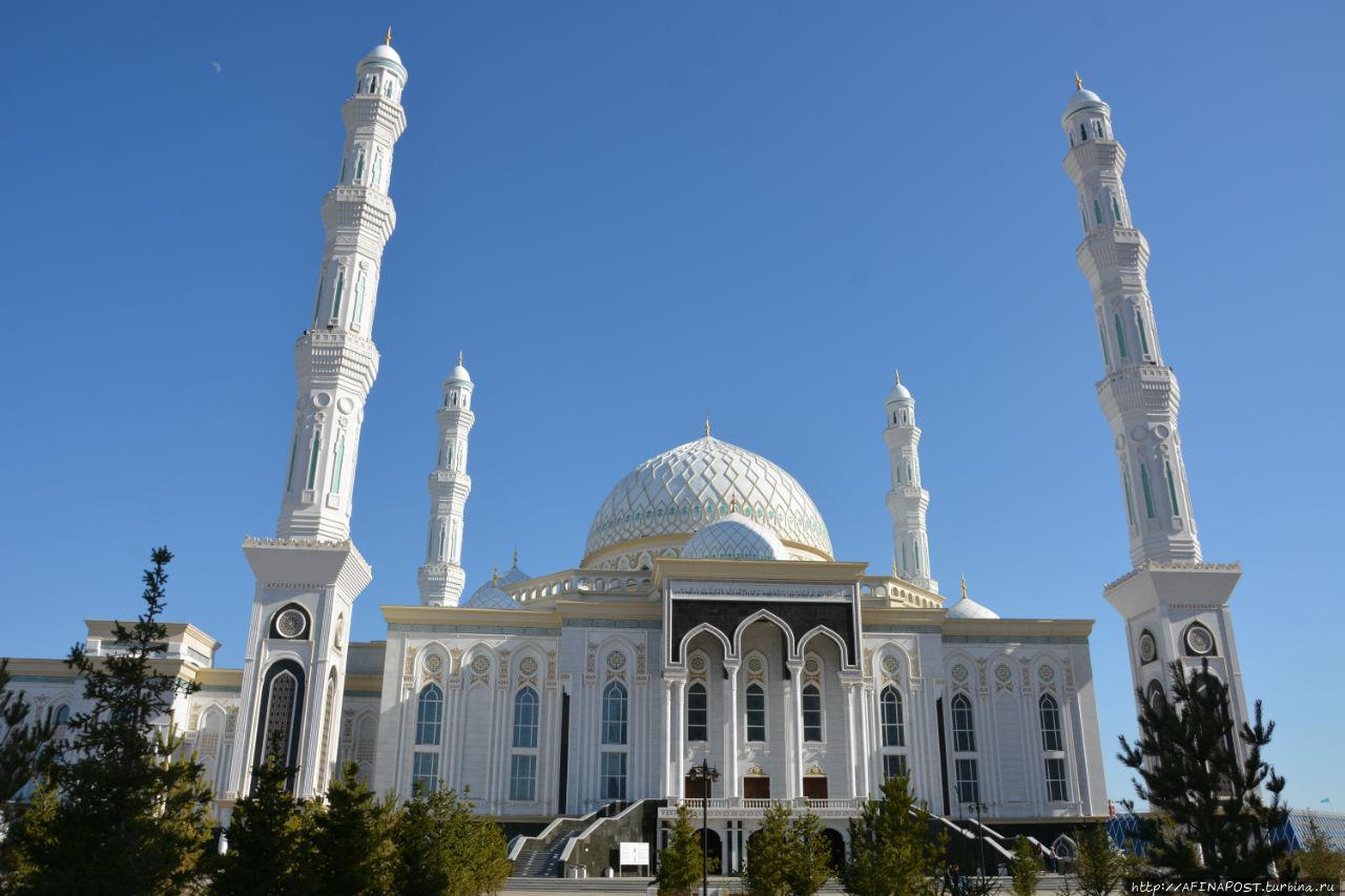 Мечеть Хазрет Султан Астана, Казахстан