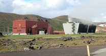 Геотермальная электростанция Krafla снабжает энергией весь северо-восток Исландии