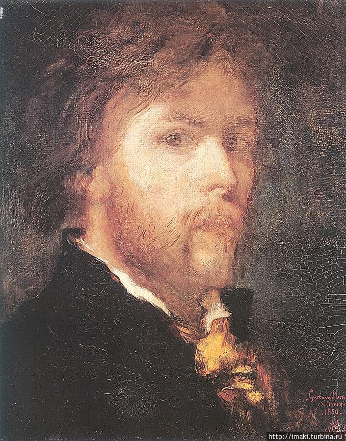 Портрет Моро