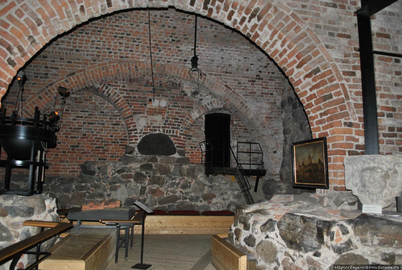 Музей Tre kronor