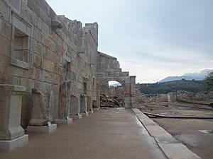 Восстановленный храм.