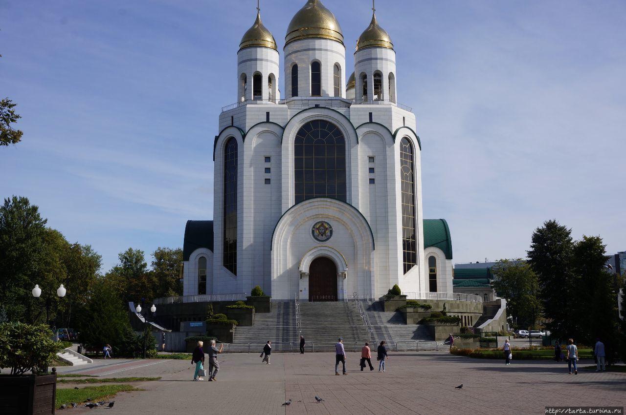 Калининград: наследие прошлого и день сегодняшний Калининград, Россия