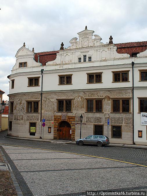 Мартиницкий дворец по адр