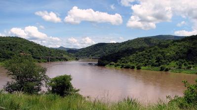 Река Луангва