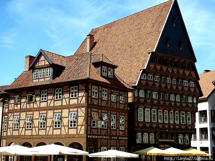 Дом цеха мясников (1529)
