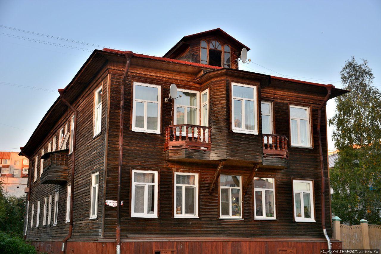 Улица Чумбарова-Лучинского Архангельск, Россия