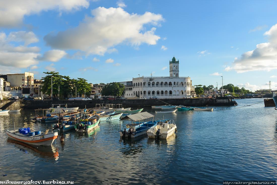 Столица Коморских островов
