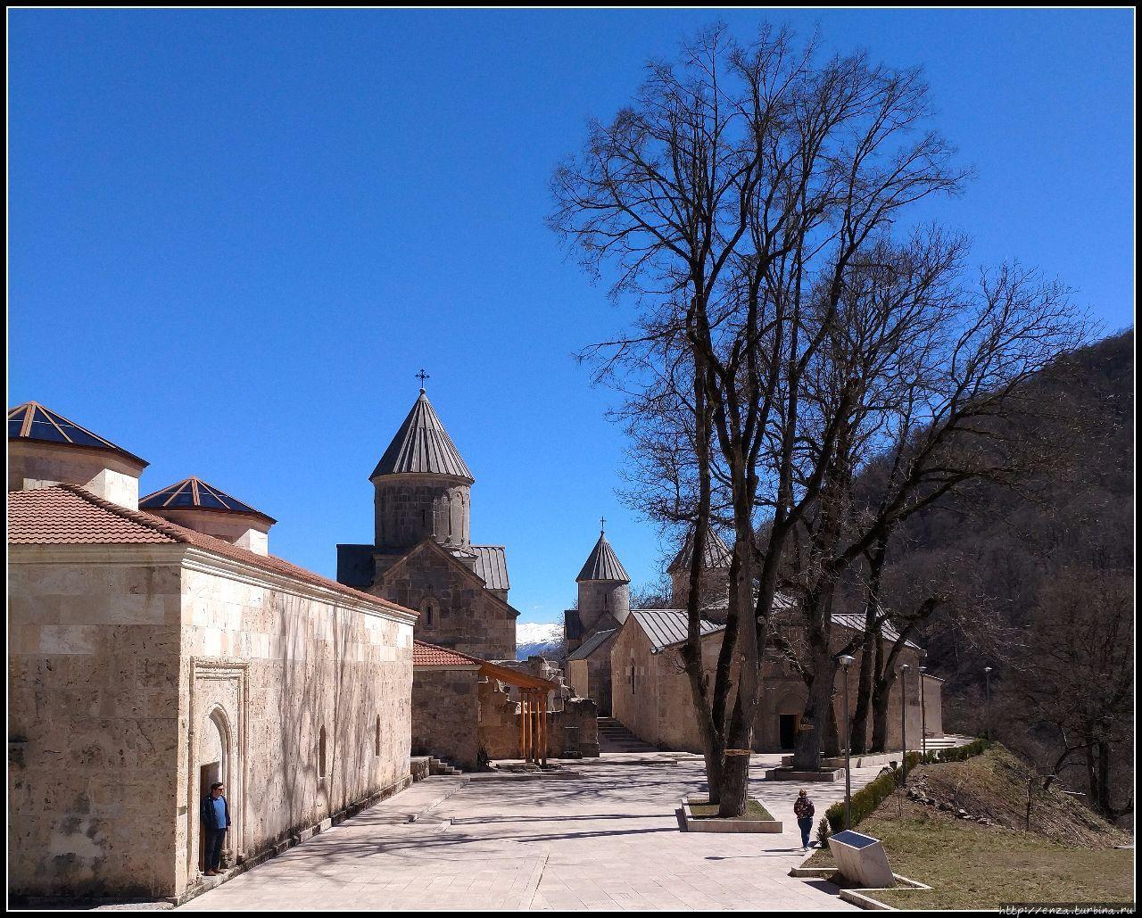 Армения. День 5. Агарцин. Там, где Бог хранит свою палитру