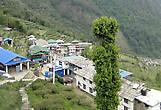 Деревня Чомронг