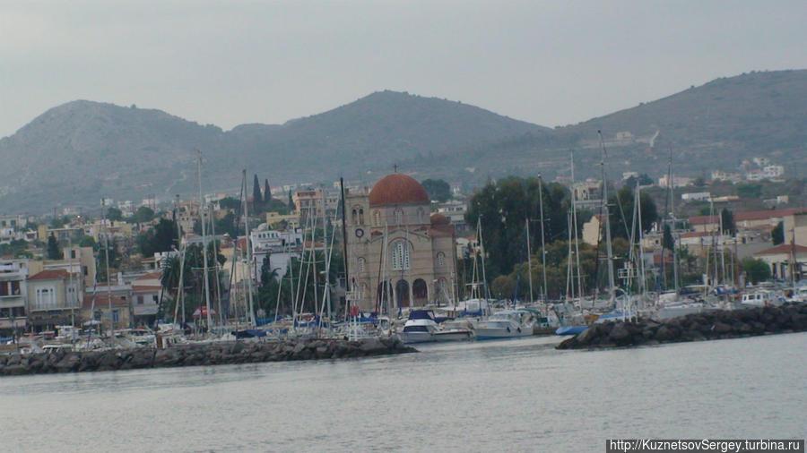Эгина Остров Эгина, Греция