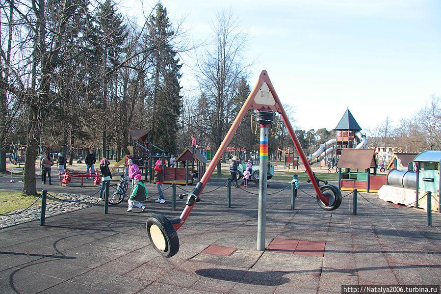Детский городок