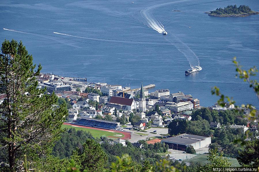 Норвегия. Мольде
