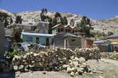 Боливия: старые стены, новые домики...
