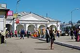 Галич понравился: впечатлила Торговая площадь города своими размерами и ухоженностью.