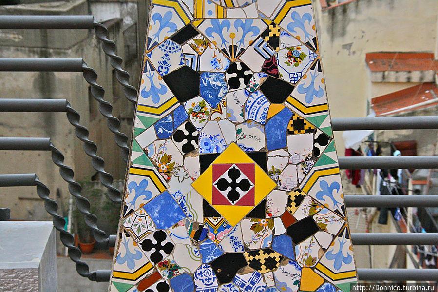 самая мозаичная и самая карточная шишка, пространственный крест в тройном квадрате по центру притягивает внимание