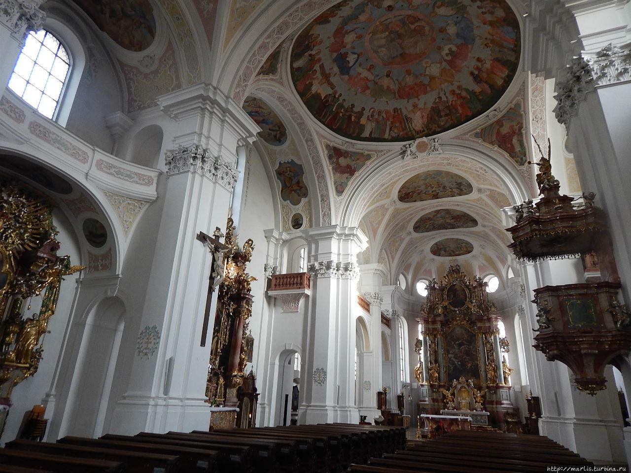 Монастырь святого Креста
