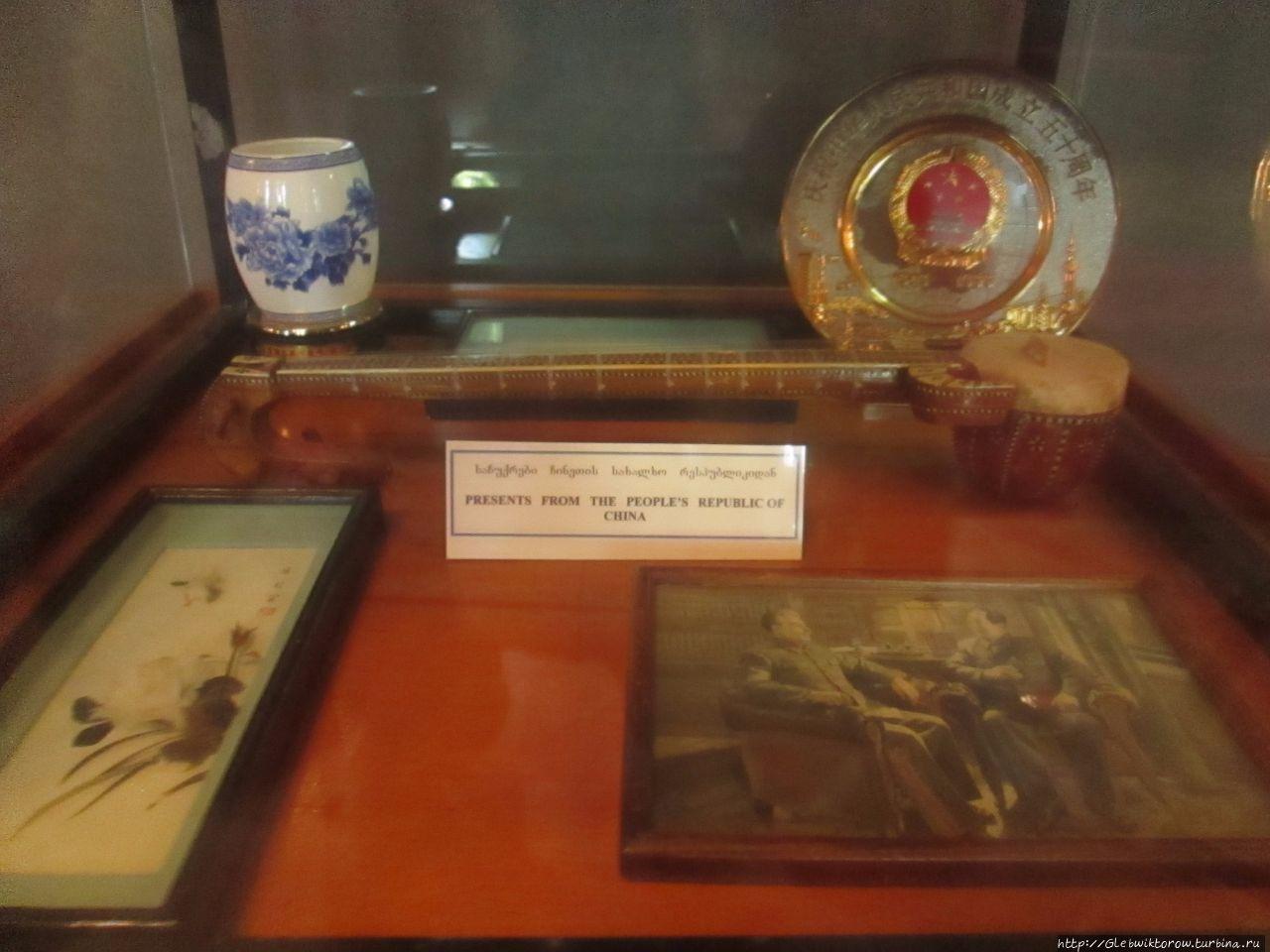Подарки для сталина фото