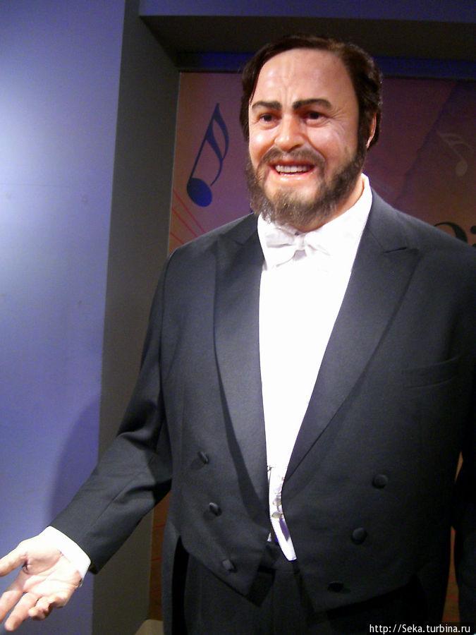 Л. Паваротти