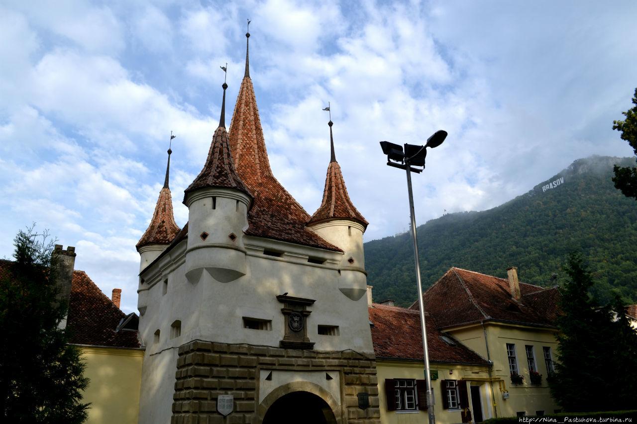 Брашов — не самый румынский город Трансильвании Брашов, Румыния