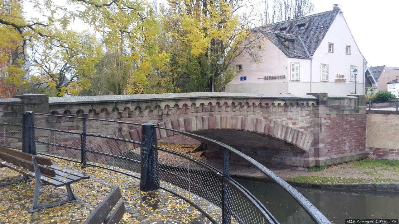 Страсбург. Пробежка ориентировщика по историческому кварталу Страсбург, Франция