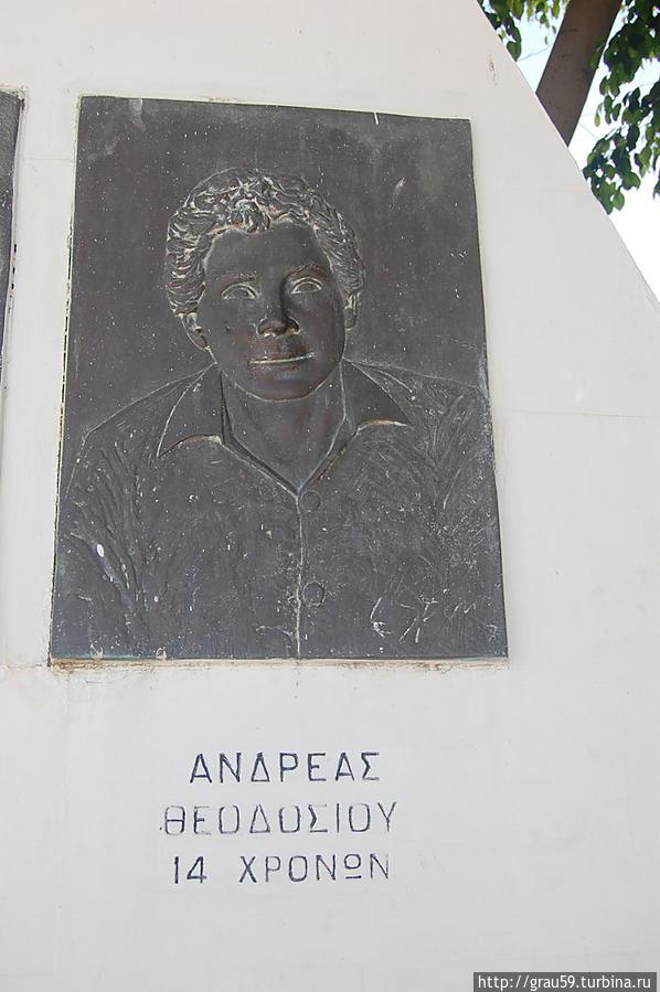 Андреас Феодосиу (Ανδρέας Θεοδοσίου)