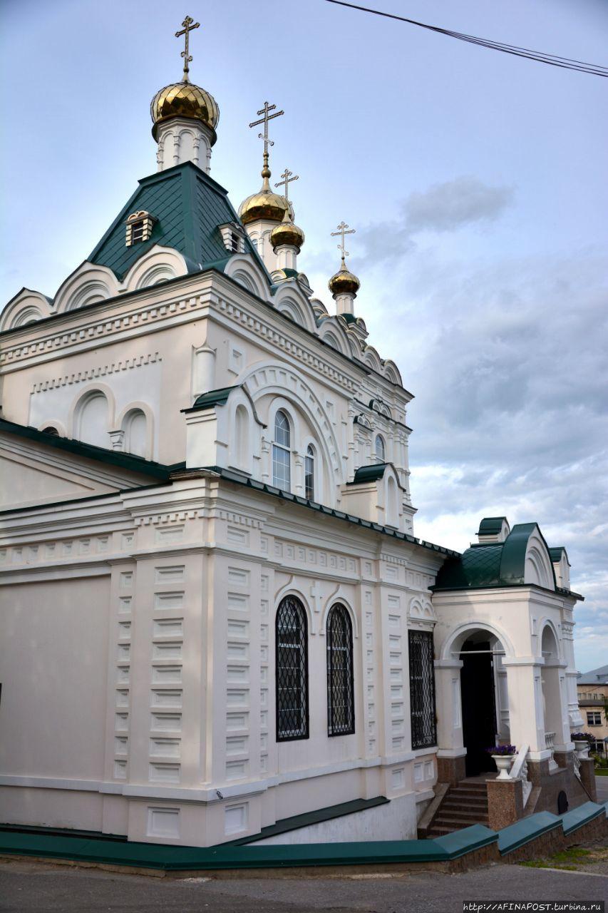 Свято-Троицкий Женский Монастырь Пенза, Россия