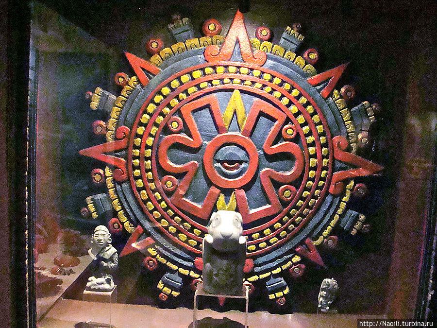 Тепостекатл — бог кролик, повелитель пульке (самогон из агавы)