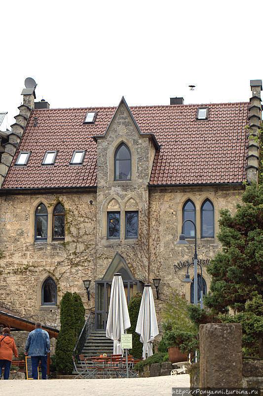 Замок Лихтенштайн в деталях