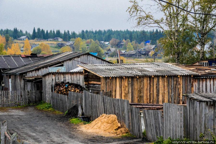 Ныроб: На краю Ныроб, Россия