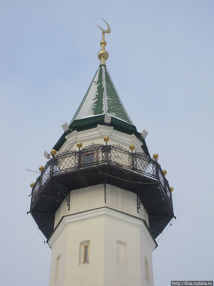 Мечеть Марждани с минарет