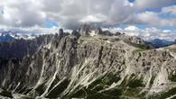 Истинно, Доломиты — это рай для любителей гор.